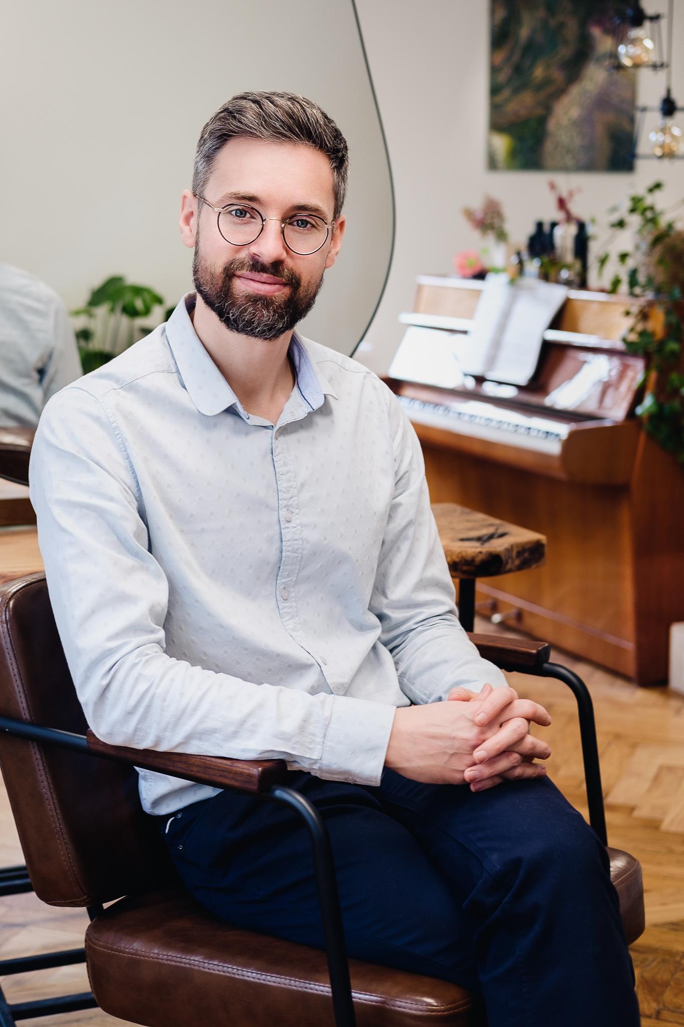 Robert Mazurkiewicz fryzjer Kraków